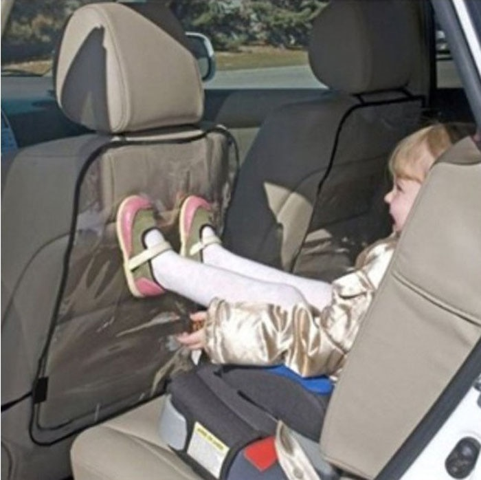 Car Auto Seat Back Protector Cover For Children Kick Mat Mud Clean Protection For Children Protect Covers For Baby #YL1